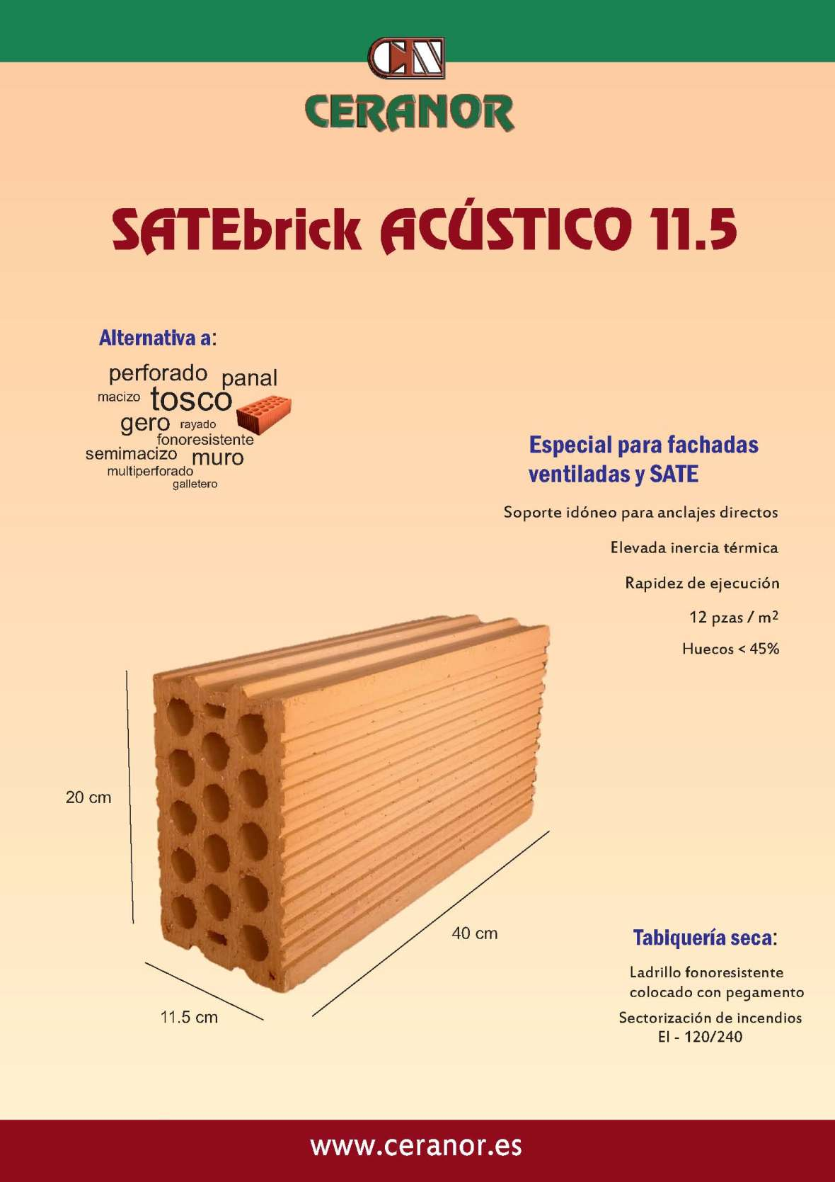 Ficha SATEBRICK 11